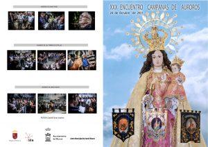XXX ENCUENTRO DE CAMPANAS DE AUROROS EN JAVALÍ NUEVO