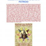 LOS AUROROS DE LORCA CELEBRAN LOS MAYOS EN SAN PATRICIO